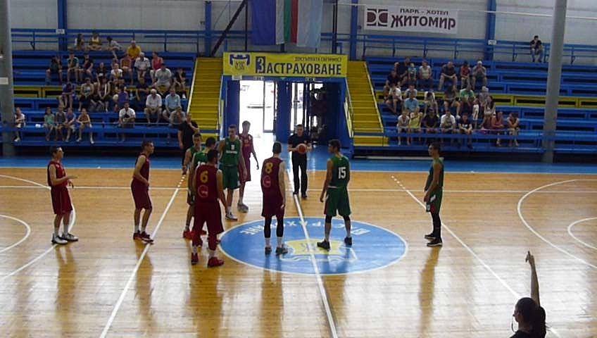 България - Македония