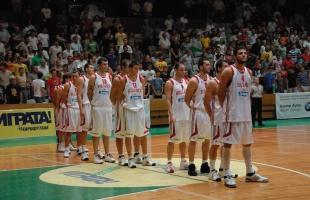 Национален отбор - мъже, България - Унгария, 2008