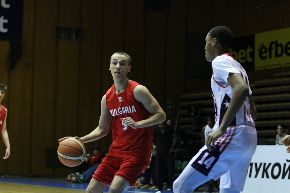 JBA Team USA - НБЛ U19