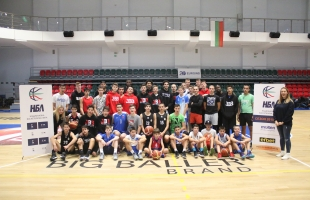 JBU USA Team отворена среща с деца от школите