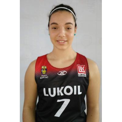 Дарина  Любомирова  Георгиева