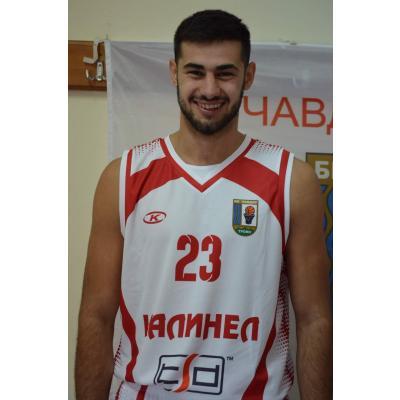 Данаил Маринов Христов