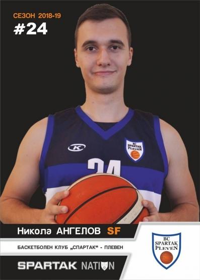 Никола Росенов Ангелов