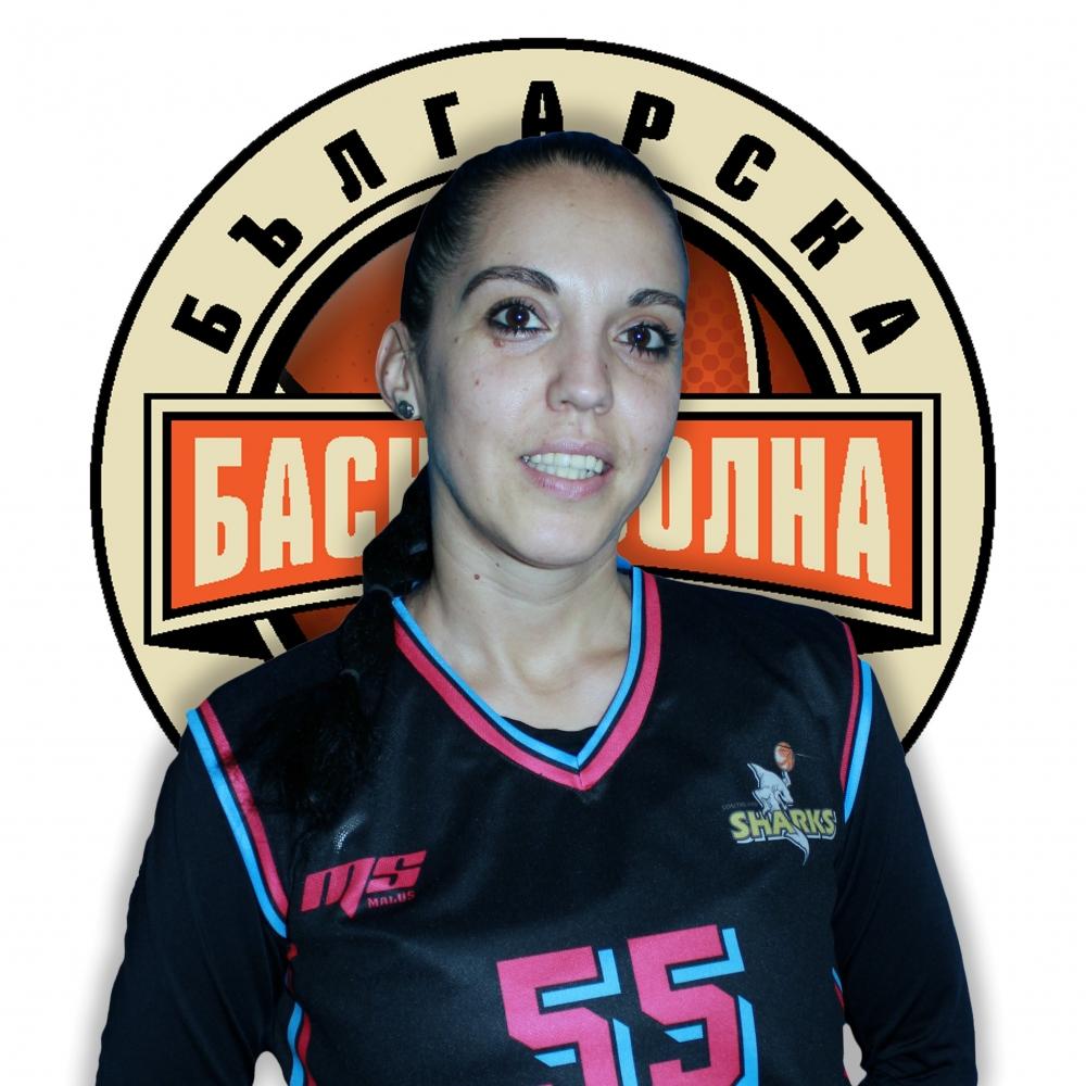 Христина Милчева Горецова