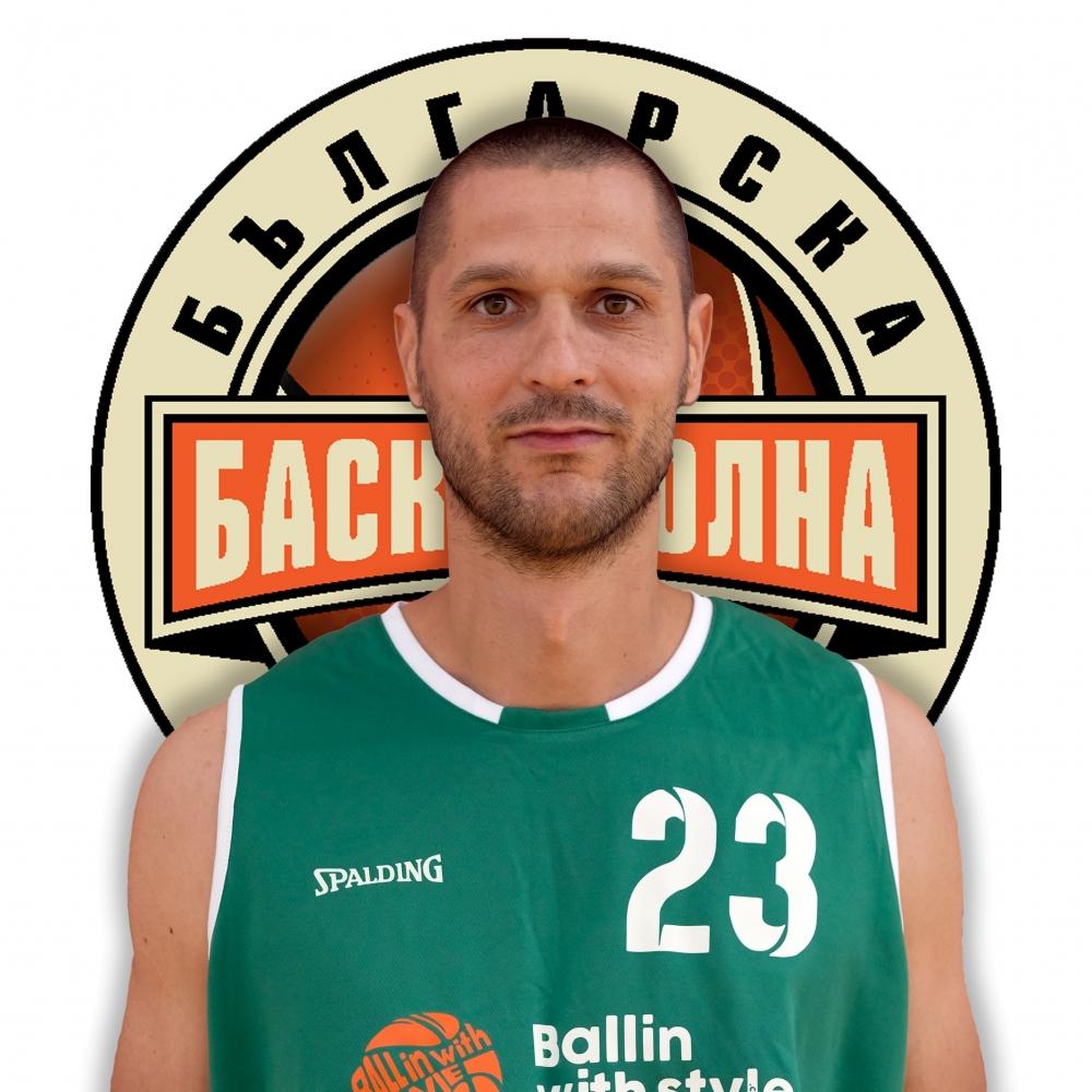 Михаил Иванов Стоянов