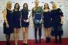 Таня Гатева, Албена Бачкова и три от златните момичета от Косово получиха Спортния Икар