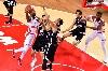 Президентът на БФБаскетбол и селекционерът на мъжкия тим Росен Барчовски изгледаха мач на Бост в Еврокъп