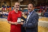 Борислава Христова - MVP в Румъния