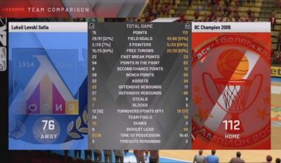 Йордан Минчев тества с поражение демо версията на БФБ е-баскет лига