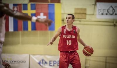 Юноша от А1 Академик (София) нанесе първа загуба на Секулович в БФБ е-баскет лигата