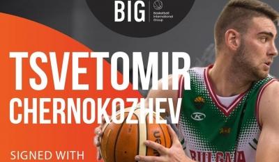 Цветомир Чернокожев ще играе в Словакия