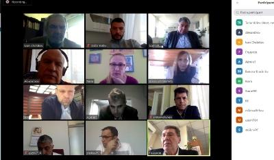 УС ще заседава с видеоразговор на 25 август