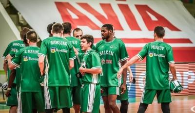 Балкан спечели дербито с Левски Лукойл в София