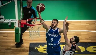 Силни руснаци отстраниха Рилски спортист и ще играят с Балкан