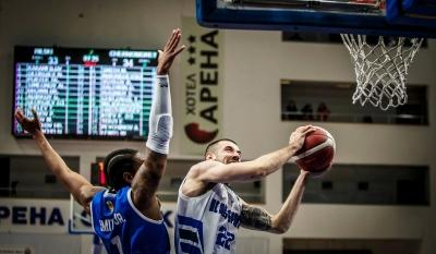 Рилски спортист вкара 110 точки на Черноморец
