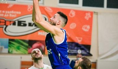 Димитър Маринчешки и Ерик Макгил разделят признанието за MVP на 22 кръг в НБЛ