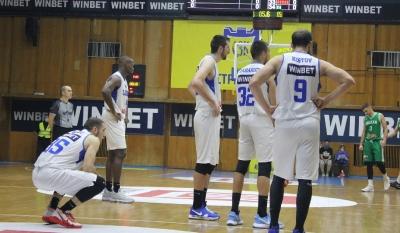 Левски Лукойл поведе в полуфинала с Балкан