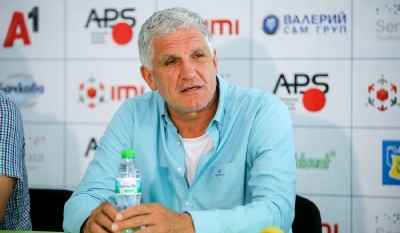 Сашо Везенков стана генерален мениджър на Балкан