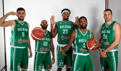 Балкан – с втора победа в НБЛ