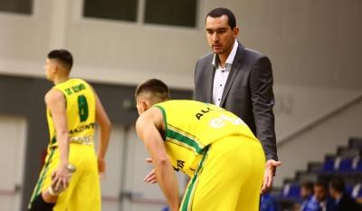 Карантина отложи Шумен  - Академик Пловдив от 3 кръг в НБЛ