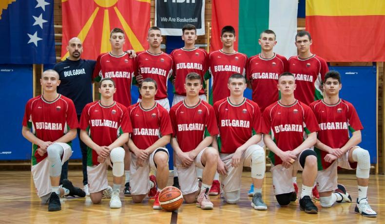 16-годишните надвиха Косово в Прищина