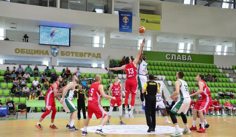 Балкан с изразителна победа над Академик в първия четвъртфинал