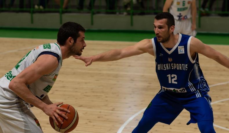 Рилски спортист спечели и втория четвъртфинален мач срещу Берое