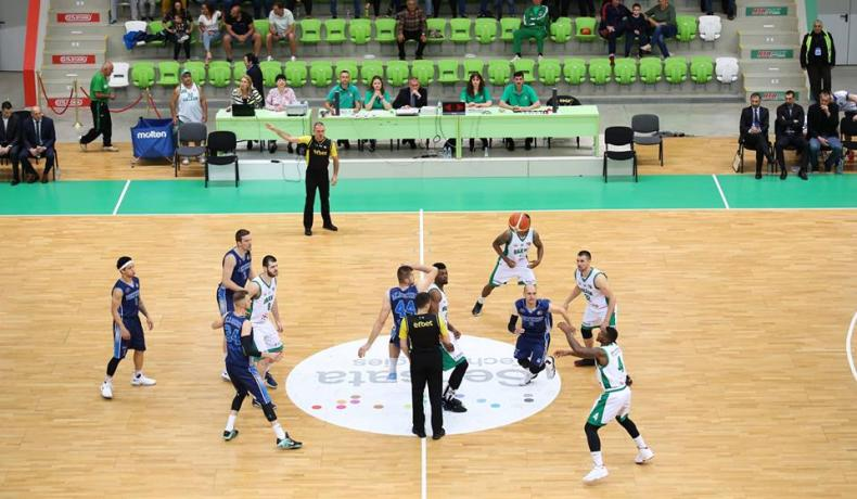 Балкан с категоричен втори успех в полуфиналната серия срещу Академик Бултекс 99