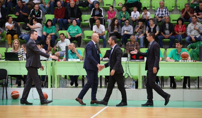 Отзиви след третата полуфинална среща Балкан - Академик Бултекс 99