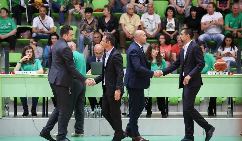 Отзиви след четвъртата полуфинална среща Балкан - Академик Бултекс 99
