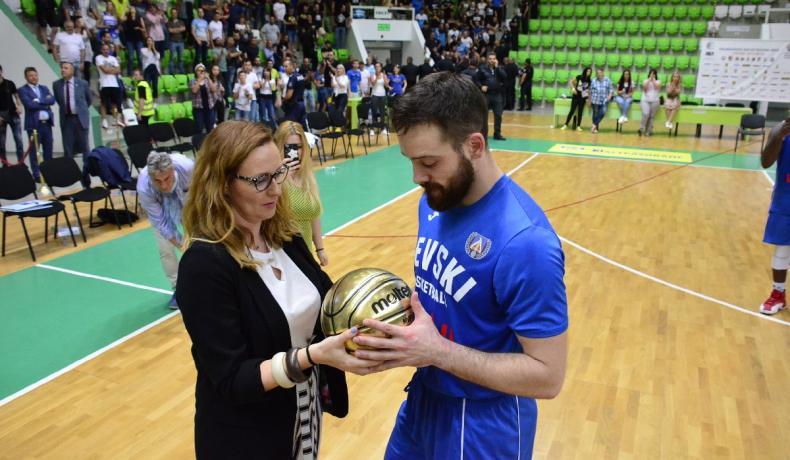 Божидар Аврамов грабна приза за MVP на плейофите