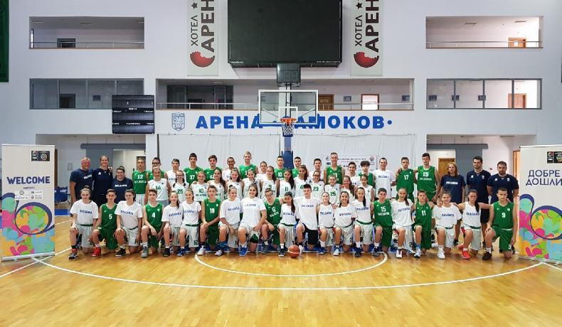 Йордан Иванов и Радомир Стоянов викат 14 за подготовка за турнира на FIBA YDF в София