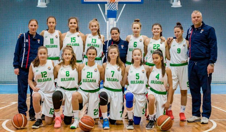 Още една победа за момичетата в Румъния