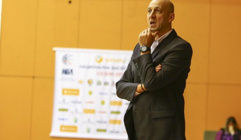 Тони Дечев ще допълни треньорския щаб на Берое