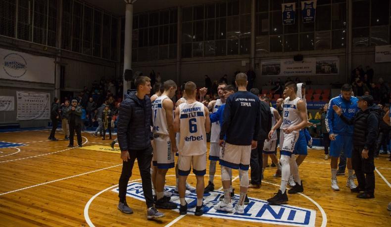 Кирил Петров: Баскетболът е игра на грешки и ние се опитваме да ги отстраняваме