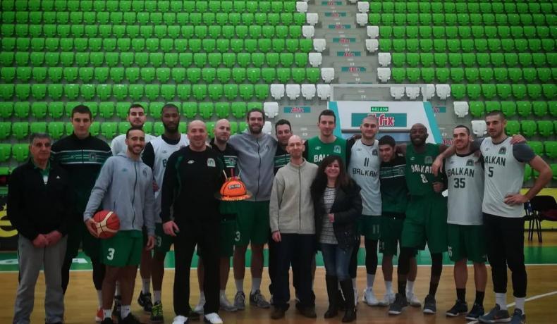 Честит рожден ден на Небойша Видич!
