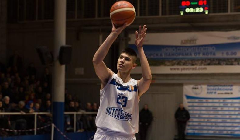 Нашите таланти: Мартин Йорданов