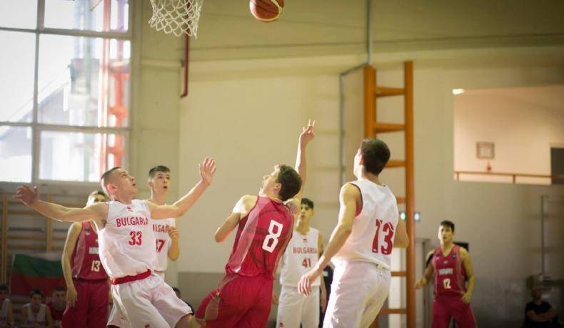 16-годишните момчета ще играят на турнир в Сърбия през април