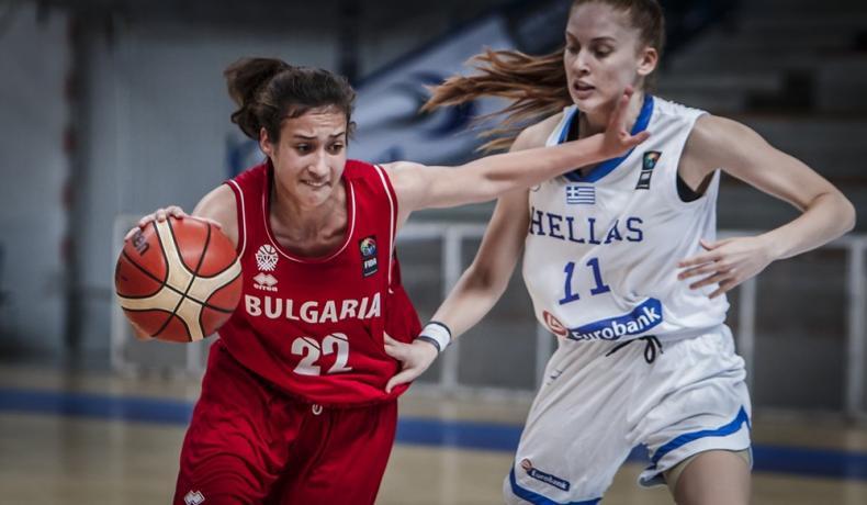 Две поражения за девойките от Румъния