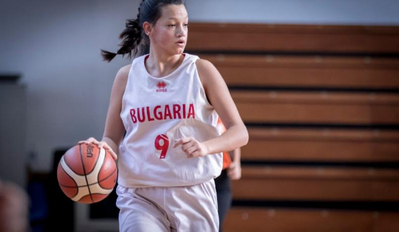 18 момичета започват подготовка за Европейското първенство в София