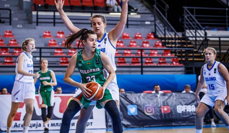 Девойките завършиха груповата фаза в Скопие без победа