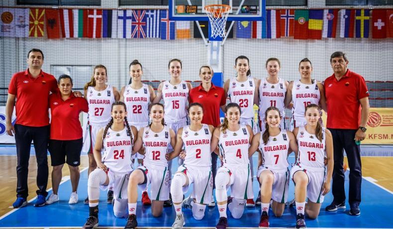 Девойките останаха 18-ти в Скопие