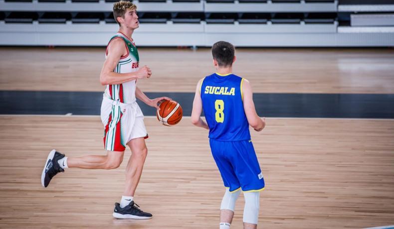 Кош със сирената донесе победата над Румъния на момчетата