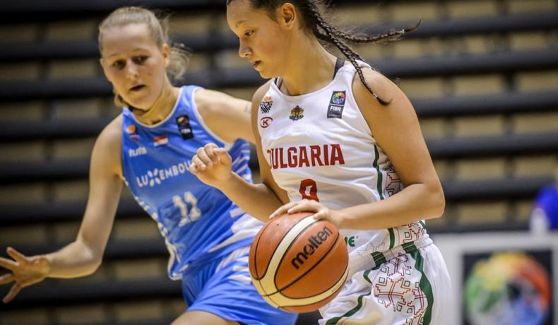 Три наши момичета са сред най-добрите в груповата фаза на Европейското в София