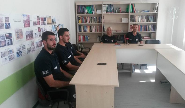 Академик Бултекс 99 представи новите, отново ще играе в Балканската лига