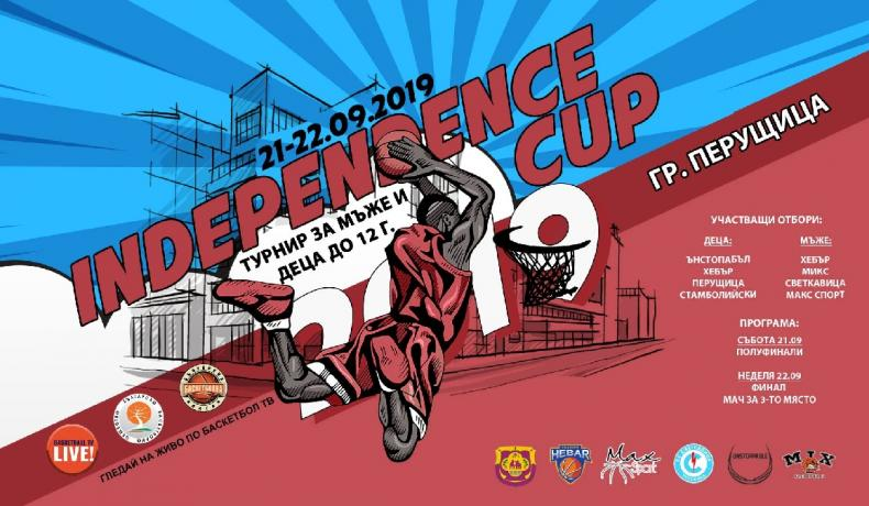 Independence CUP 2019!