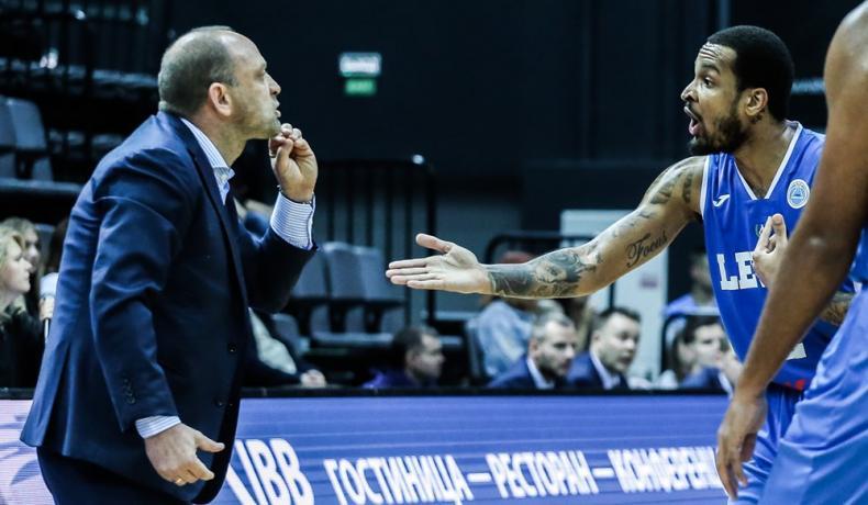 Левски Лукойл тръгна с поражение в Европа