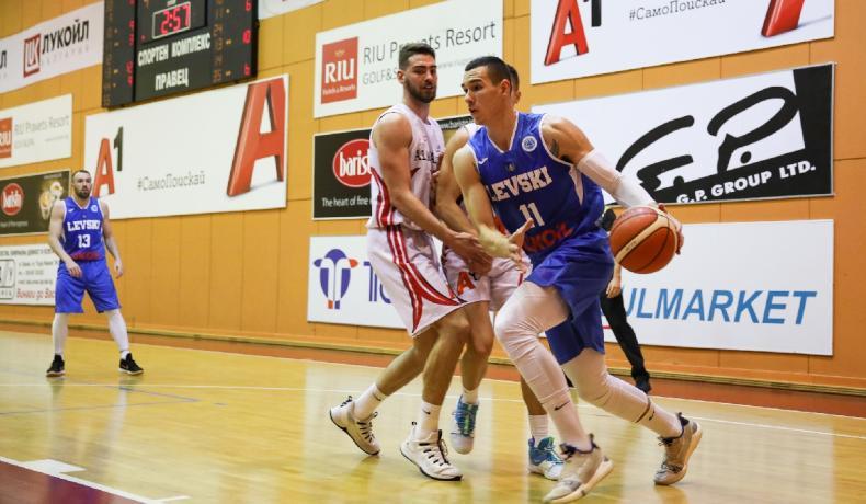 Левски Лукойл продължава с победите в НБЛ