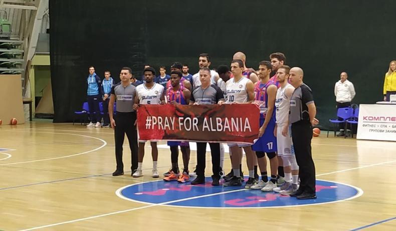 Академик Бултекс 99  победи албанци в Балканската лига
