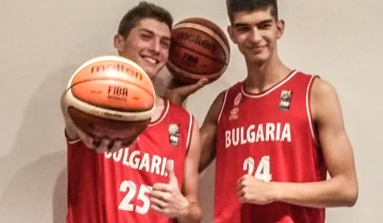 Тежък жребий за юношите на Европейското в Румъния